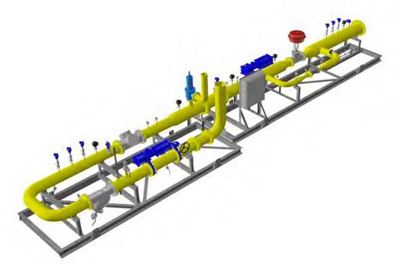 Fuel Control Valve Trains – Wahlco, Inc